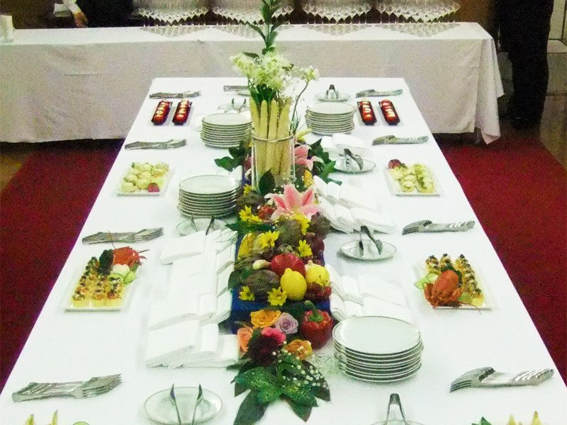 stefano-kagurazaka-Catering-formal-setting